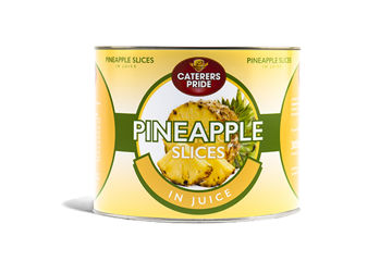 Picture of Pineapple Slices in Juice (6x3kg)