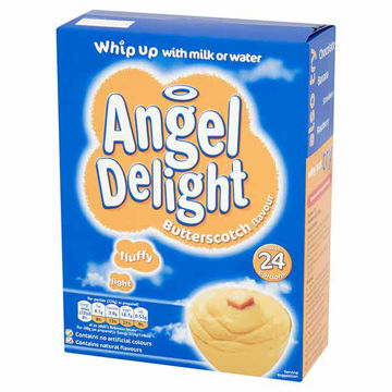 Picture of Angel Delight Butterscotch (12x600g)