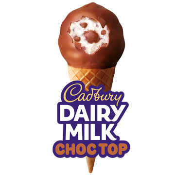 Picture of Cadburys Ball Top Cone (20x110ml)