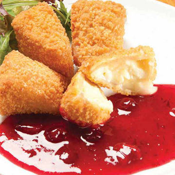 Picture of Breaded Brie Wedges (6x24)