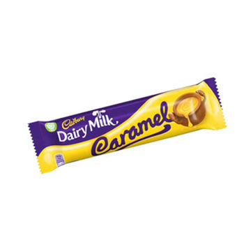 Picture of Dairy Milk Caramel (48)