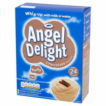 Picture of Angel Delight Chocolate (12x600g)