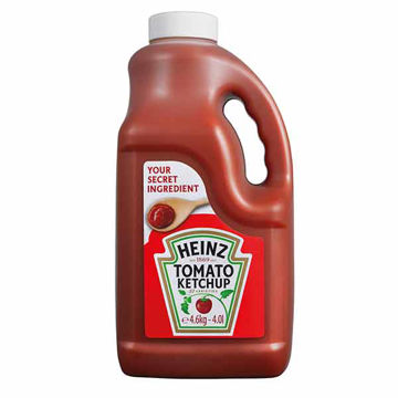 Picture of Heinz Tomato Ketchup (2x4L)