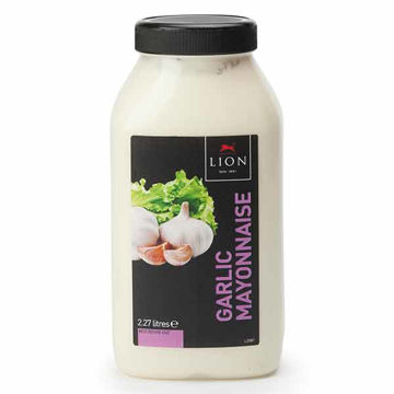 Picture of Lion Garlic Mayonnaise (2x2.27ltr)