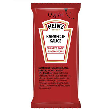 Picture of Barbecue Sauce Sachets (250x7ml)
