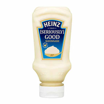 Picture of Heinz Seriously Good Mayonnaise (10x220ml)