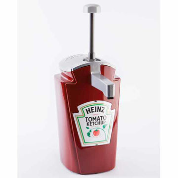 Picture of Heinz Sauce O Mat Tomato Ketchup (3x2.5ltr)