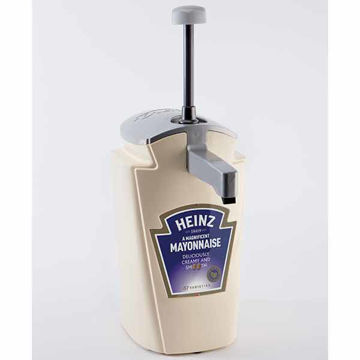 Picture of Heinz Sauce O Mat Mayonnaise (3x2.5ltr)