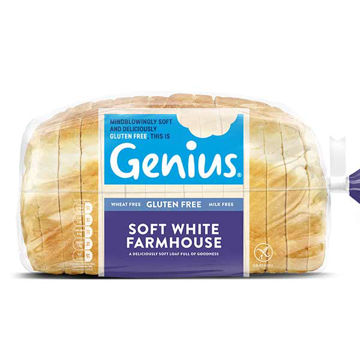 Picture of Gluten Free White Sliced Bread (6x535g)
