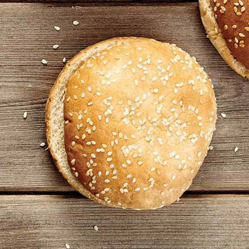 Picture of Seeded Burger Buns MK4 (48)