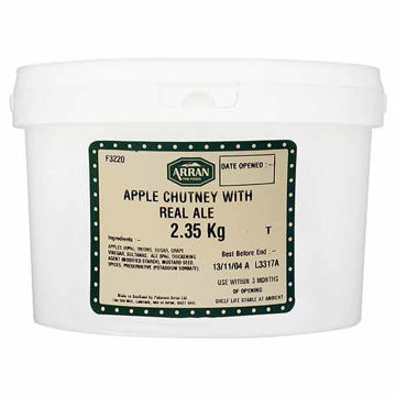 Picture of Apple Chutney with Real Ale (2.35kg)