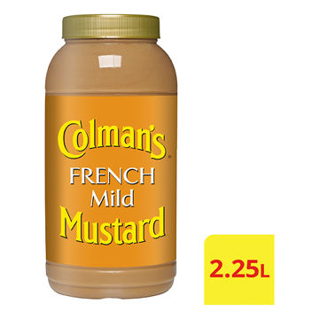 Picture of Colman's French Mustard (2x2.25L)