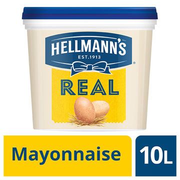 Picture of Hellmann's Real Mayonnaise (10ltr)