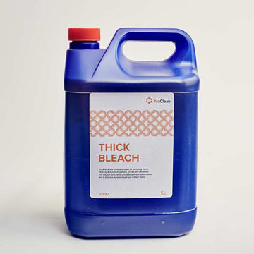Picture of Thick Bleach (4x5L)