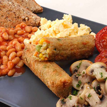Picture of Vegetable Sausages (48x56g)