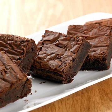 Picture of Chocolate Brownie Traybake (GF) (15p/ptn)