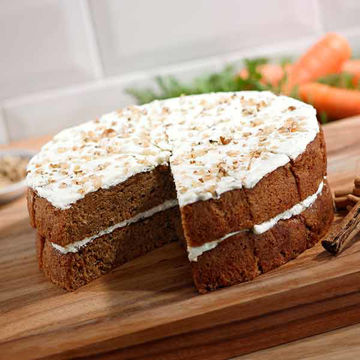 Picture of Gluten Free Carrot Cake (14p/ptn)