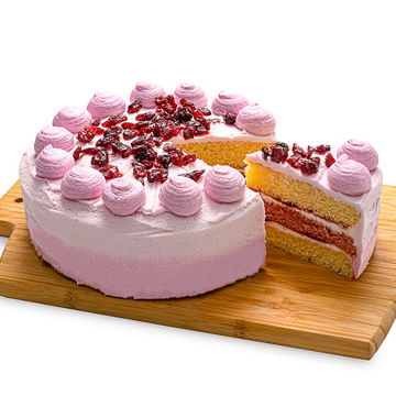 Picture of Gluten Free & Dairy Free Berry Burst Cake (14 p/ptn)