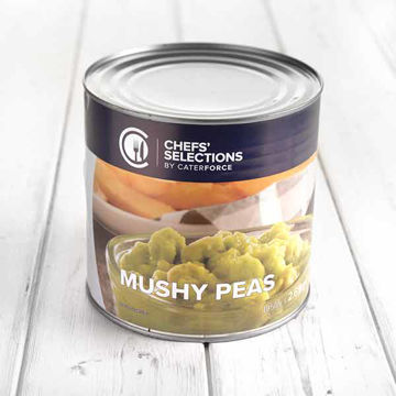 Picture of Mushy Peas (6x2.61kg)