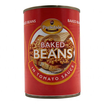 Picture of Baked Beans in Tomato Sauce (12 x 400g)