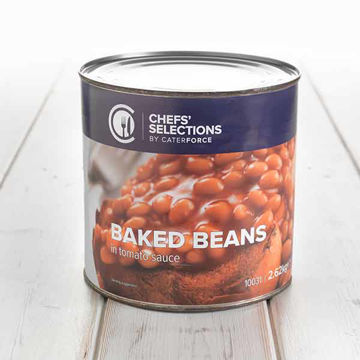Picture of Baked Beans (6x2.62kg)