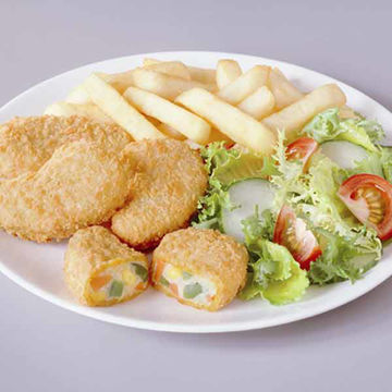 Picture of Breaded Vegetable Nuggets (2x1kg)