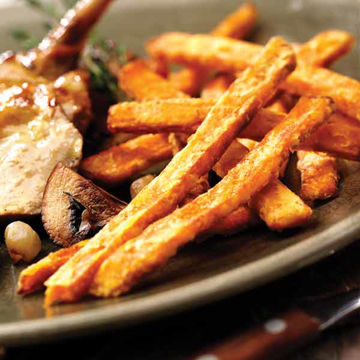 Picture of Sweet n Savour  Sweet Potato Fries (4x2.5kg)