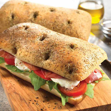Picture of Focaccina with Rosemary (40x120g)