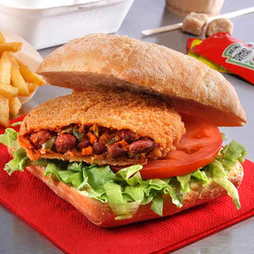 Picture of Spicy Beanburgers (24x100g)