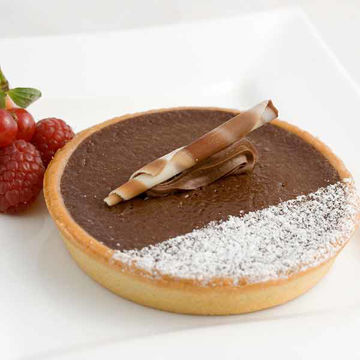 Picture of Baked Belgian Chocolate Tartlets (16)