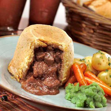 Picture of Steak & Kidney Puddings (8x390g)