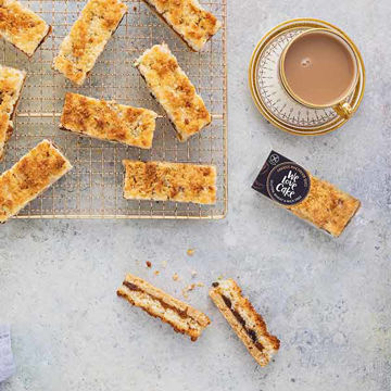 Picture of Apricot Macaroon Slices (GF) (18)