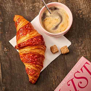 Picture of Raspberry Filled Croissants (44)