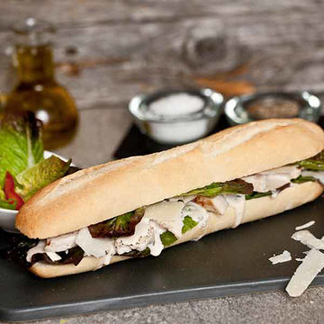 Picture of Demi Baguette (50x140g)