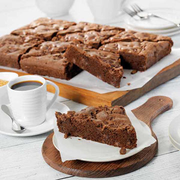 Picture of Gluten Free Chocolate Brownies (12p/ptn)