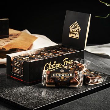 Picture of Individually Wrapped Chocolate Caramel Brownie (2x15x75g)