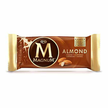 Picture of Wall's Magnum Almond (20x100ml)