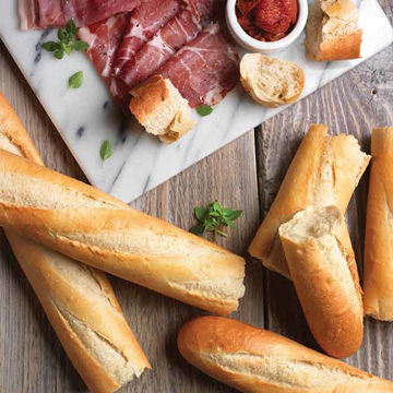 Picture of White Baguettes (34x225g)