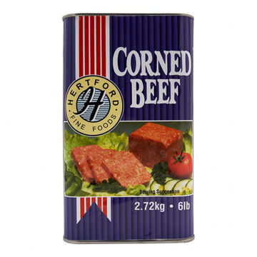Picture of Corned Beef (6x2.72kg)
