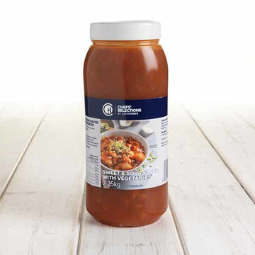 Picture of Sweet & Sour Cooking Sauce (2x2.25kg)