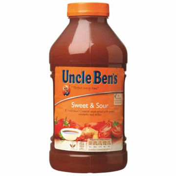 Picture of Uncle Ben's Sweet & Sour Sauce (2x2.43kg)