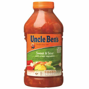 Picture of Uncle Ben's Sweet & Sour Sauce (2x2.3kg)