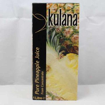 Picture of Pure Pineapple Juice (12x1ltr)