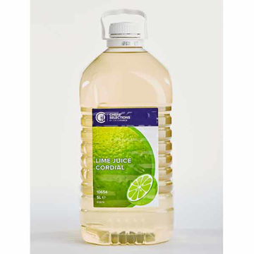Picture of Lime Juice Cordial (2x5L)