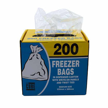 Picture of Freezer Bags (6x200)