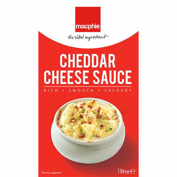 Picture of Cheddar Cheese Sauce (12x1L)