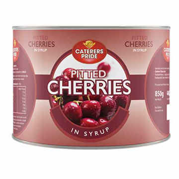 Picture of Pitted Cherries In Light Syrup (6x850g)