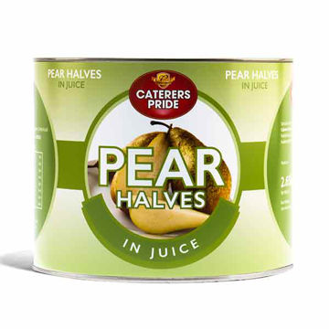 Picture of Pear Halves in Juice (6x2.6kg)
