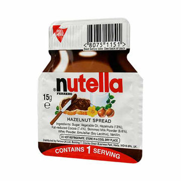 Picture of Nutella (120x15g)