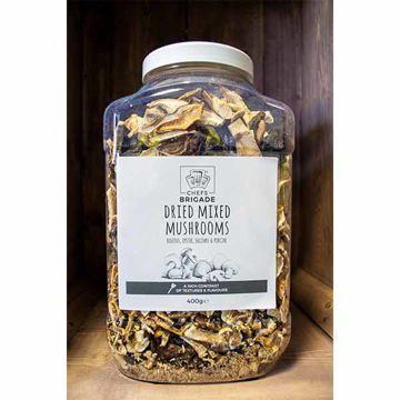 Picture of Dried Mixed Mushrooms (6x400g)
